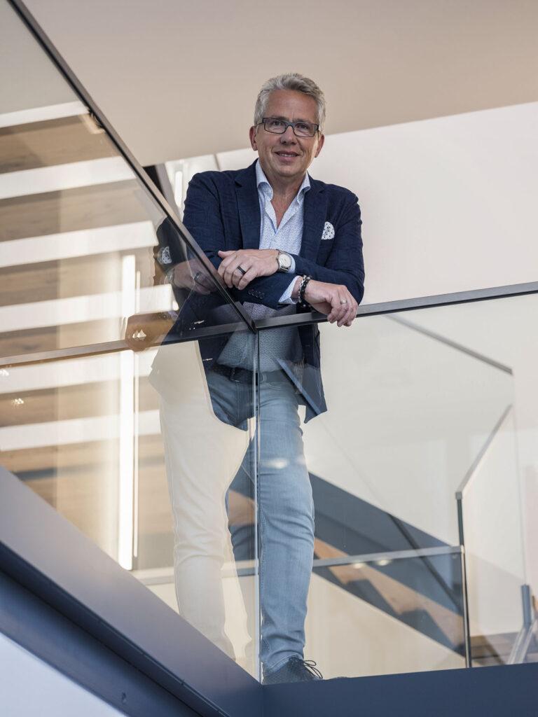 Rudolf Schillheim, Chef von GEFU, kooperiert mit Optimondo