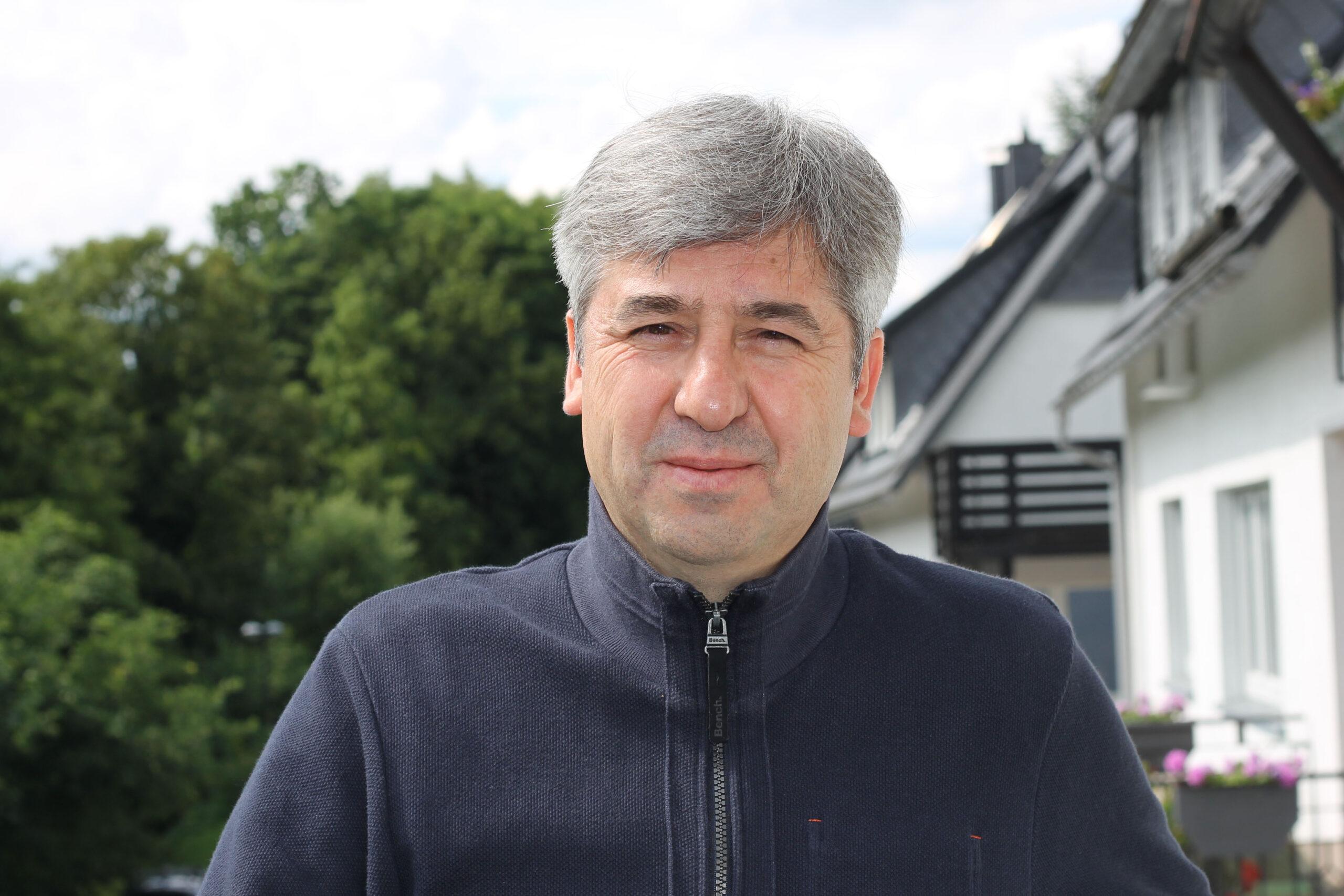 Wiemeringhausens Ortsvorsteher Talat Durguter. Foto: Mario Polzer