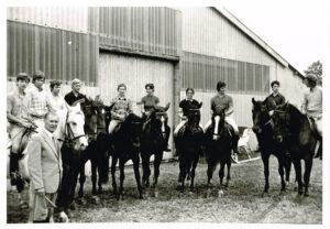 Equipe aus dem Jahr 1974