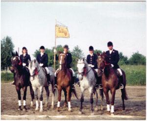 Equipe aus dem Jahr 1984