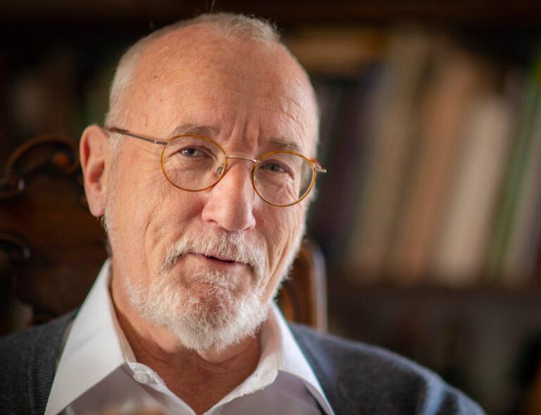 EIn Sauerländer Querkopf: Prof. Köhler (Foto: Klaus-Peter Kappest)