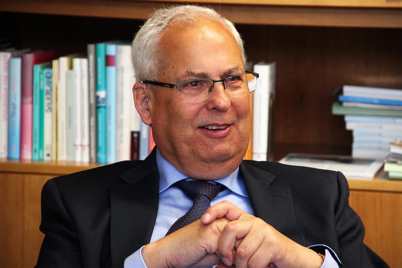 Landrat Dr. Karl Schneider