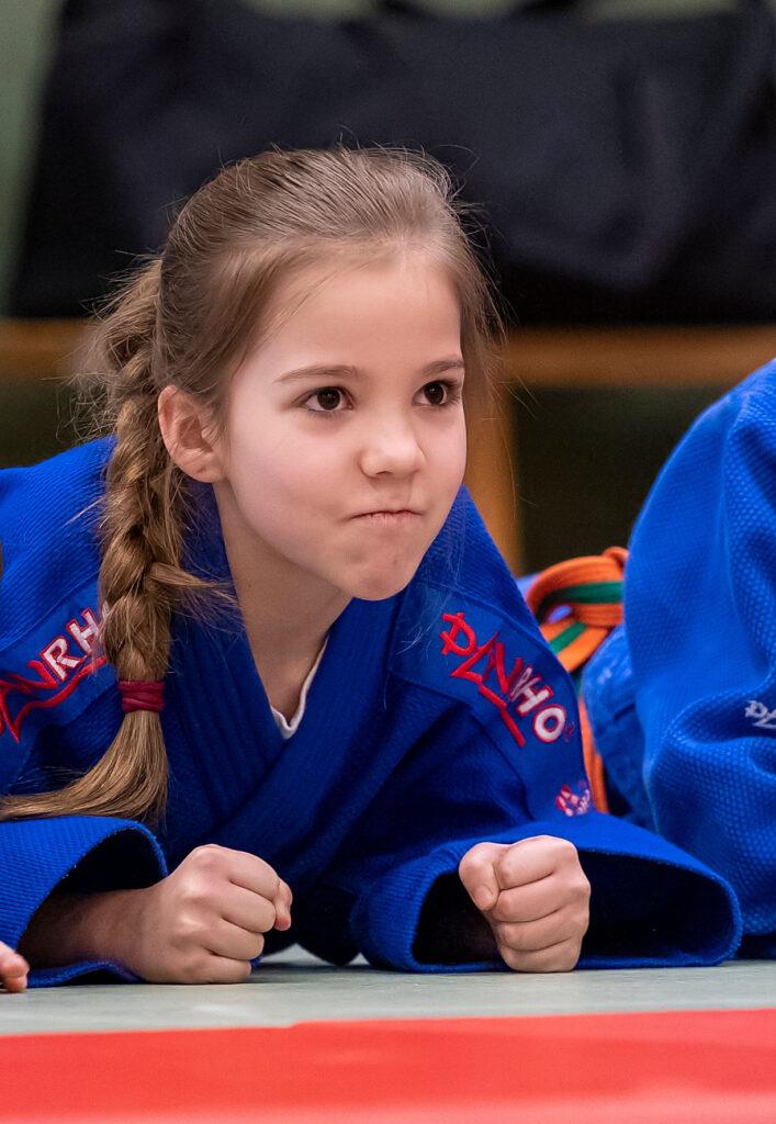 So sieht eine echte Kämpferin aus. - Judoka Pia Sartison ist nicht zu bremsen16 Turnieren, 16 Medaillien