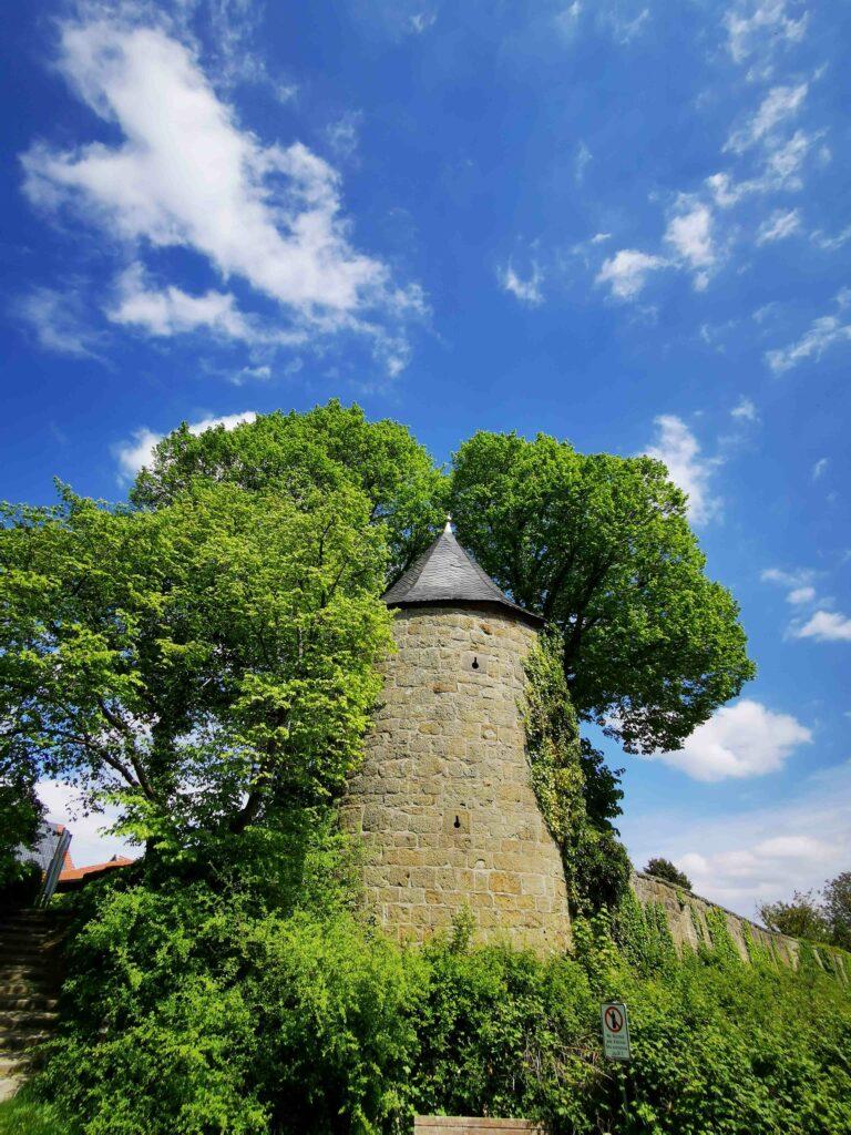 Der Rüthener Hexenturm:Früher Folterstätte, heute Mahnmal gegen Diskriminierung