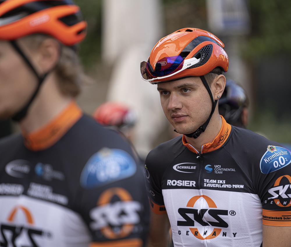 Julian Braun war bester Fahrer des Teams SKS Sauerland NRW bei Bundesligastart in Genthin (Sachsen-Anhalt). Foto: Stefan Rachow