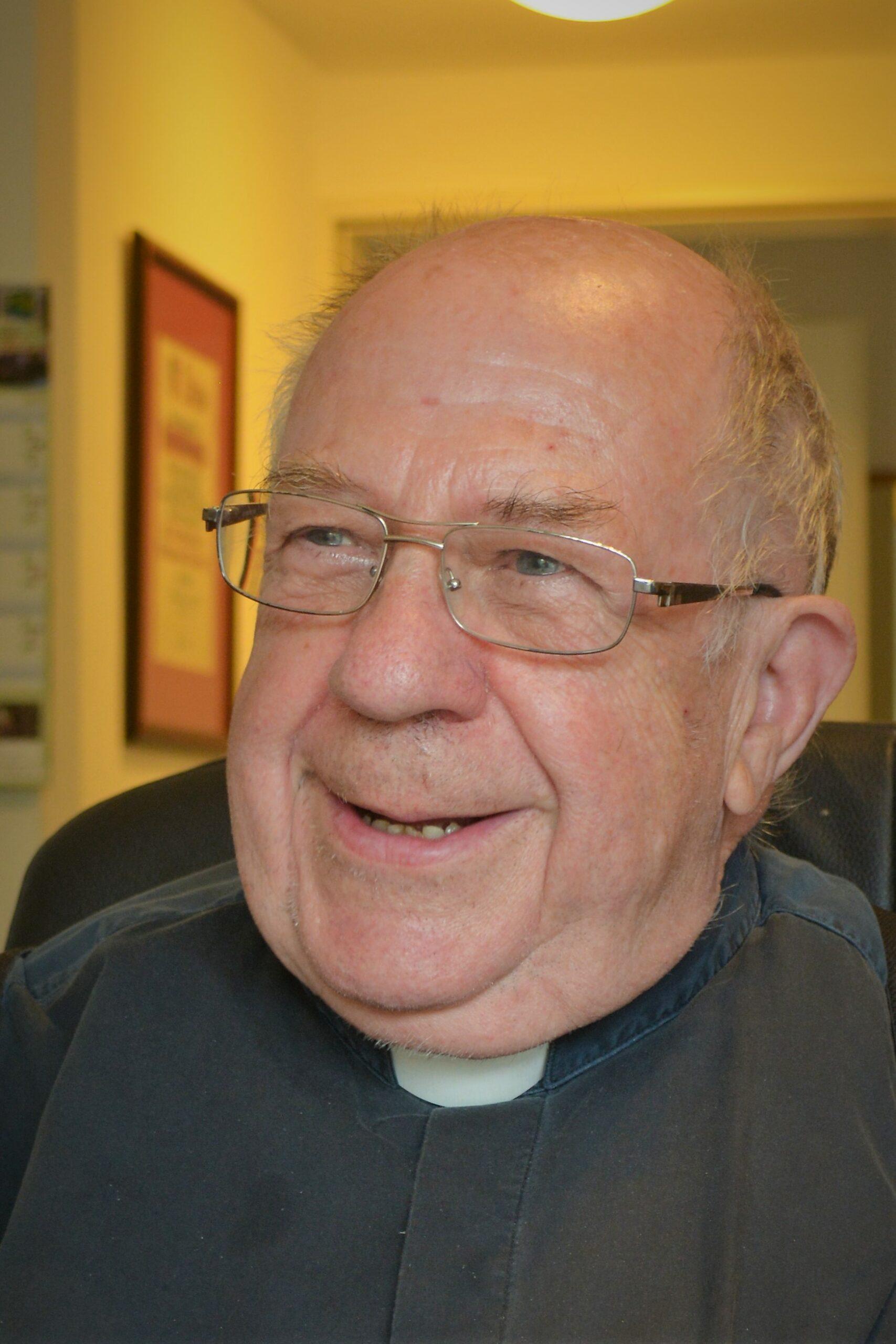 Pastor Paul Nikolajaczyk