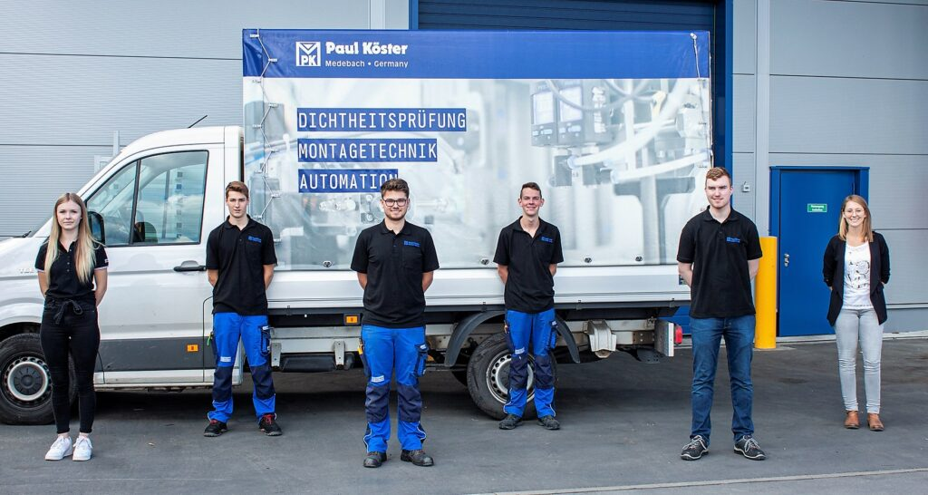 Marketing Workshop Paul Köster GmbH