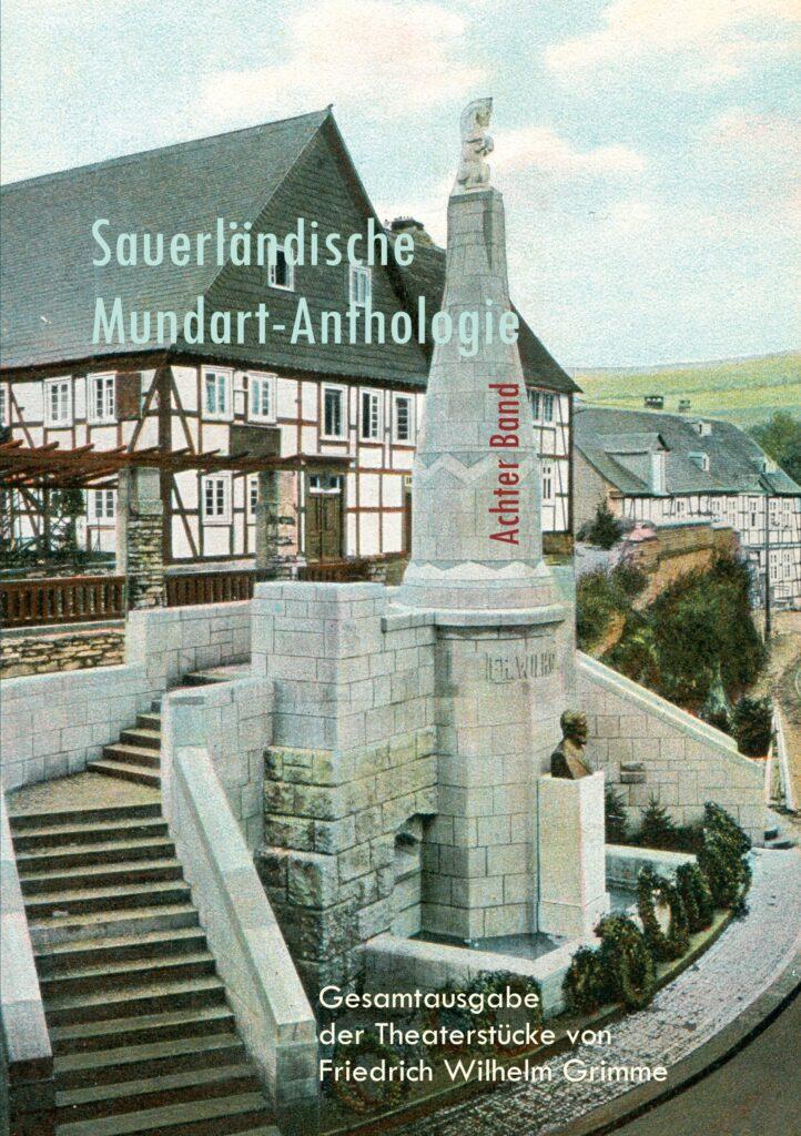 Mundart Anthologie Band 08