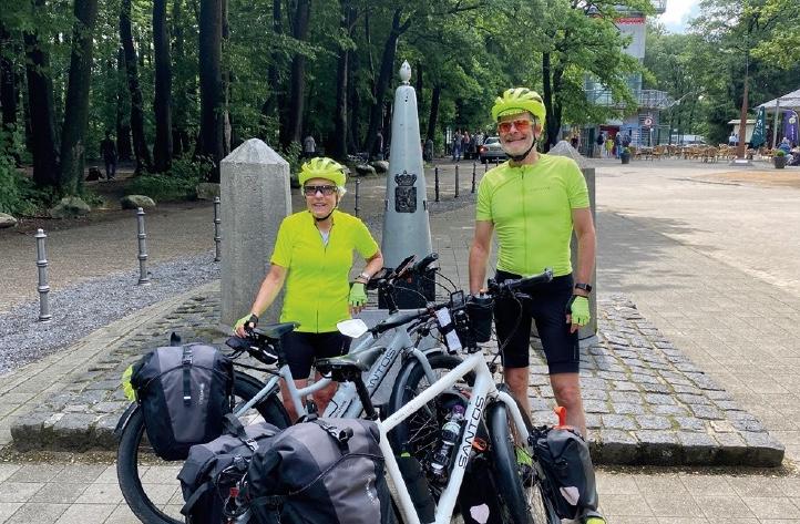 Fahrradtour von Lenne in den Niederlanden