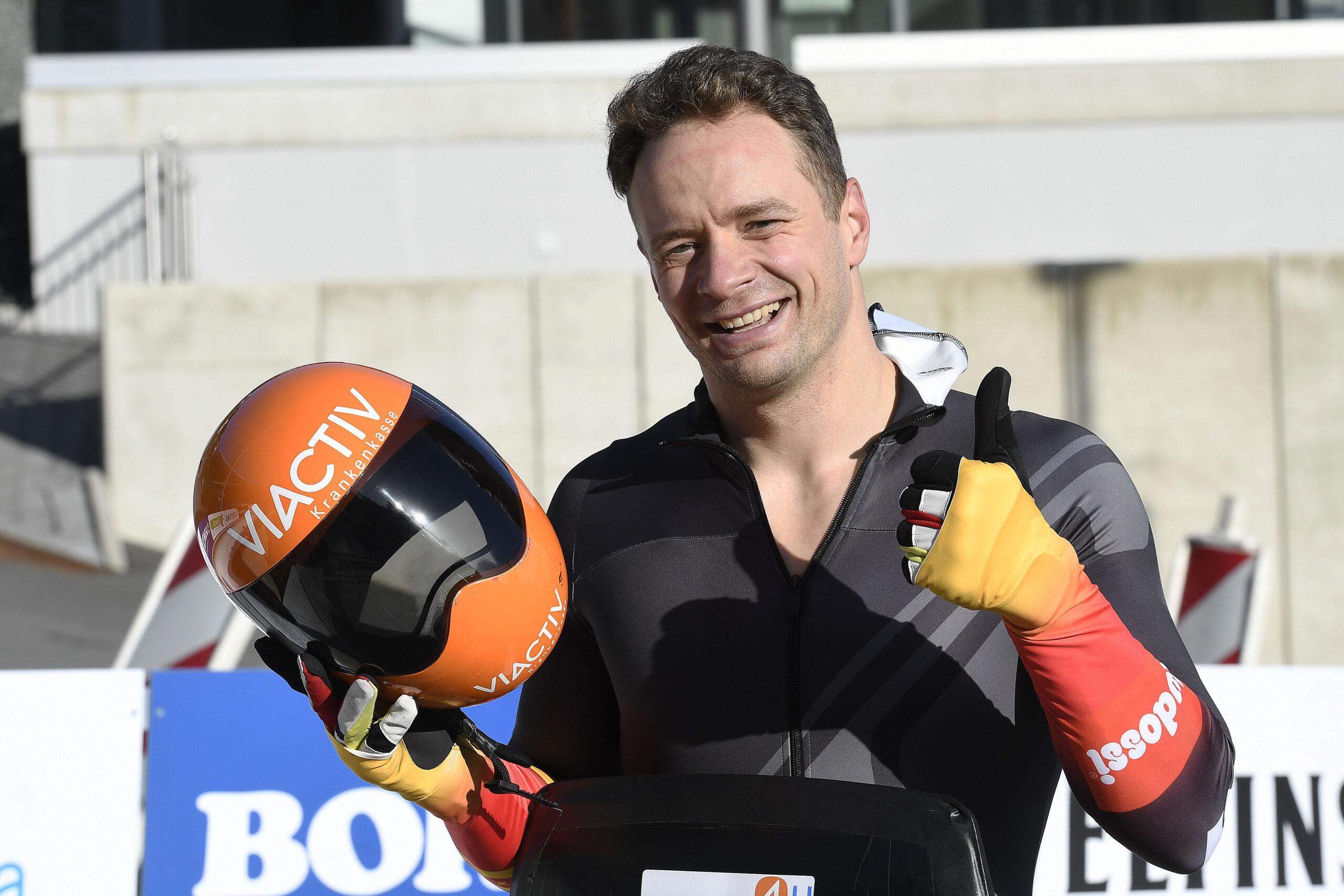 Deutscher Meister Alex Gassner
