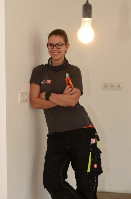 Janine Frazao Sobral. Foto: Jürgen Eckert