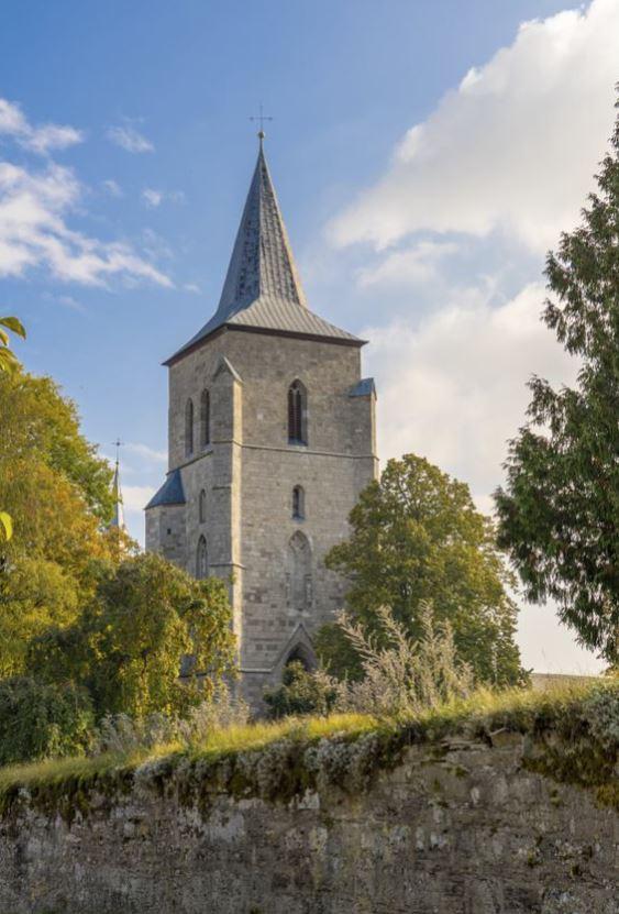 Stiftskirche. Foto: S. Droste