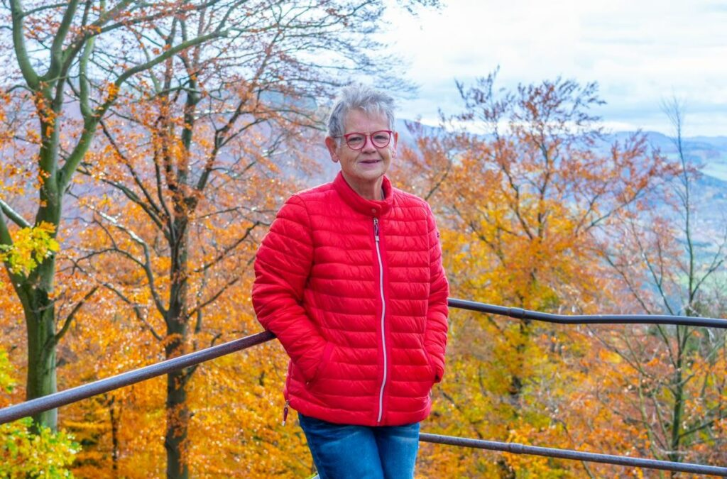 Petra Böddicker-Schramm. Foto: S. Droste