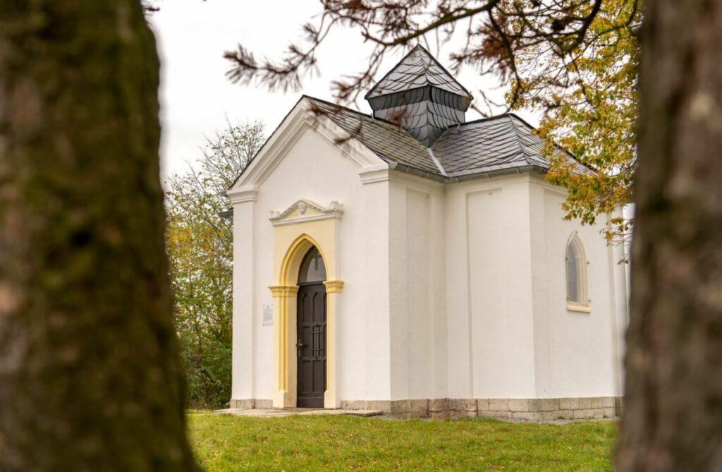 Sühnekapelle. Foto: S. Droste