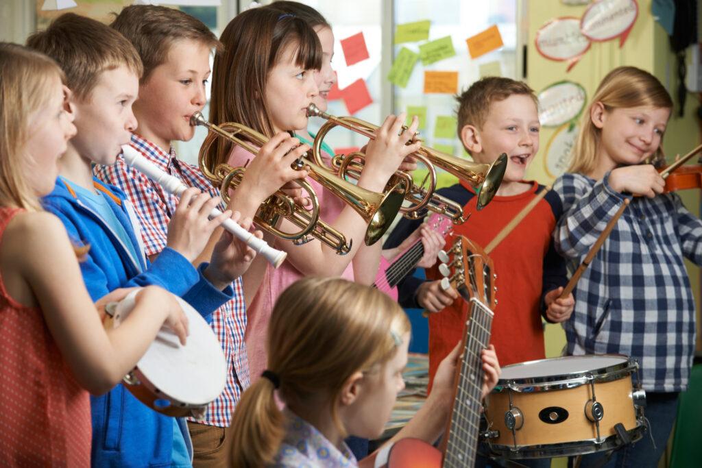 Vor allem der Nachwuchs der Musikvereine an Bigge und Lenne soll von der Zukunftsoffensive der Volksbank Bigge-Lenne Stiftung profitieren.