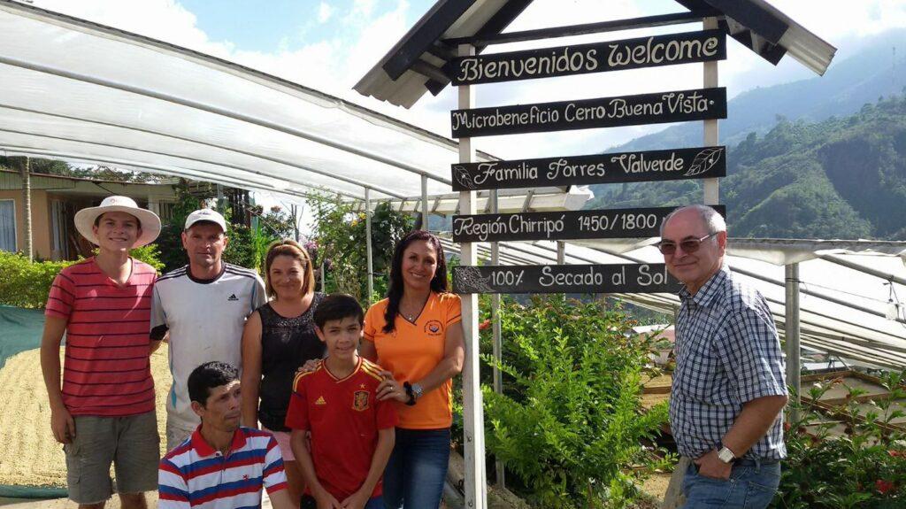 Reinhard Fiege fühlt sich in Costa Rica herzlich willkommen.