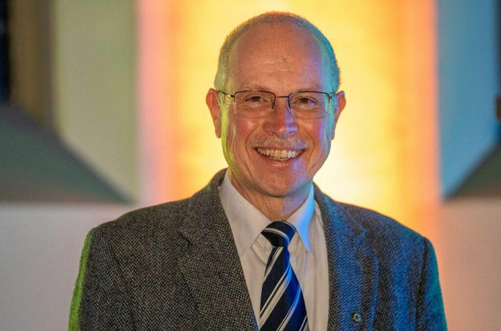 Pfarrer Dietmar Schorstein