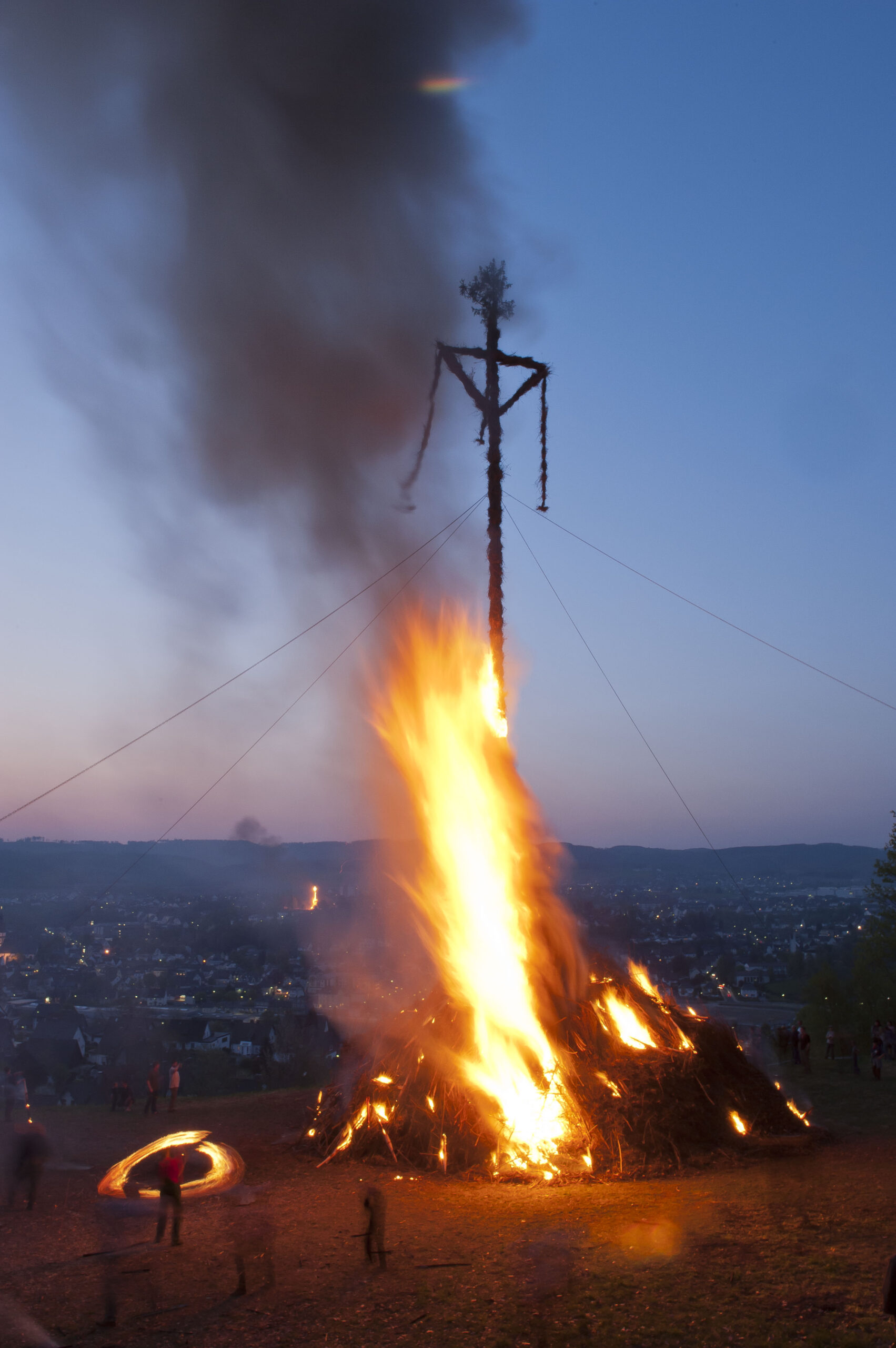 Osterfeuer Bad Fredeburg