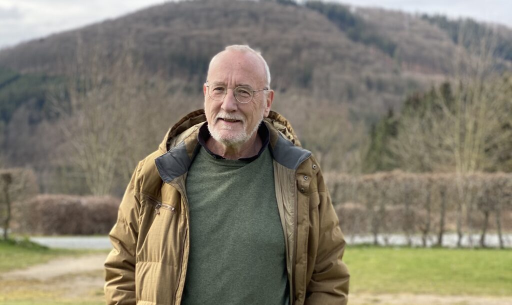 Prof. Dr. Dieter Köhler Foto: Hermann-J. Hoffe