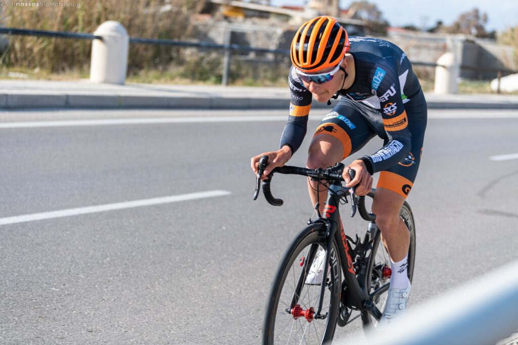 Rhodes, Greece / April 8, 2021 / Prologue (1,9 km) of the International Tour of Rhodes {iyr4}