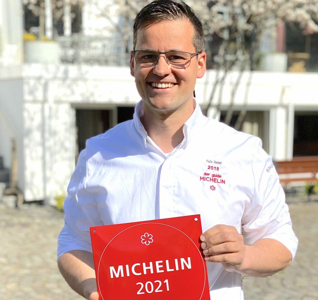 Zum 5. mal Michelin-Stern für Felix Weber