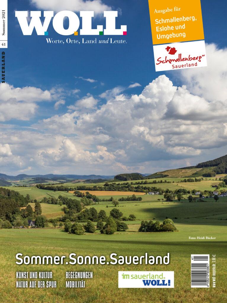 WOLL-Magazin Schmallenberg/Eslohe - Sommer 2021