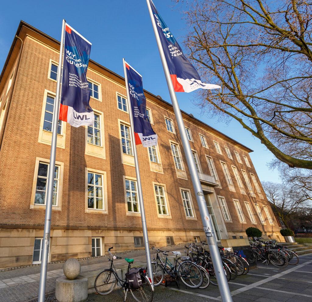 Landeshaus Außenansicht Foto: Münsterview/Tronquet