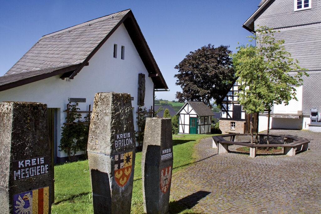 Schiefer- und Bergbaumuseum Holthausen und Südwestfälische Galerie