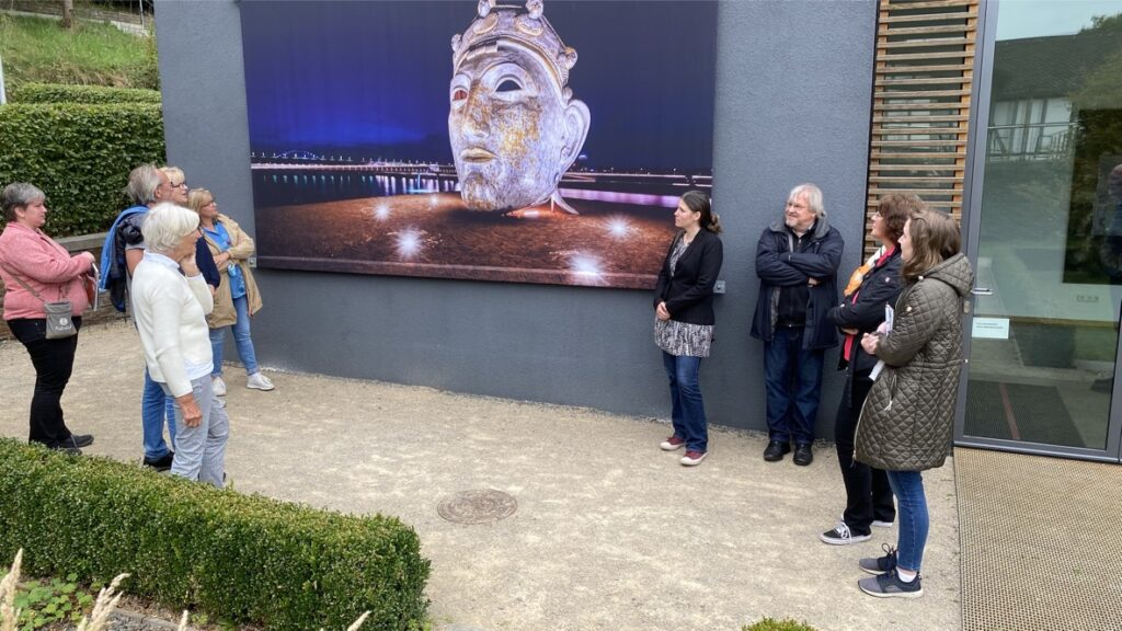 Ausstellung im kunsthaus alte mühle - Andreas Hedfeld: Ursprung - Metamorphose - Vision